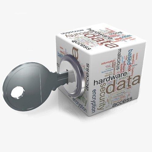 Schlüssel für Datensicherheit